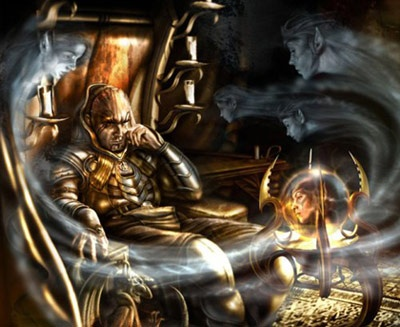Baldur S Gate Ii Shadows Of Amn Concept Art