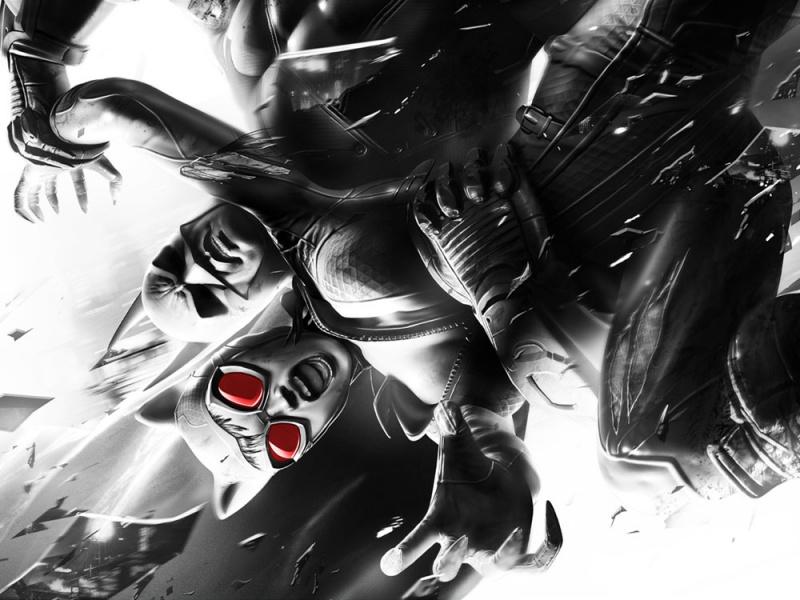 Batman Arkham City Armored Edition Concept Art Neoseeker