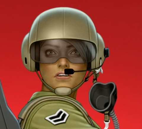 bionic commando rearmed concept art