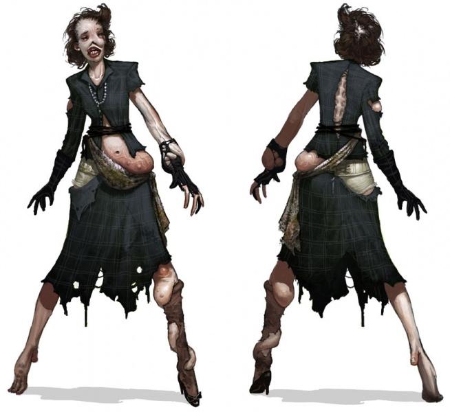Bioshock 2 Concept Art Neoseeker