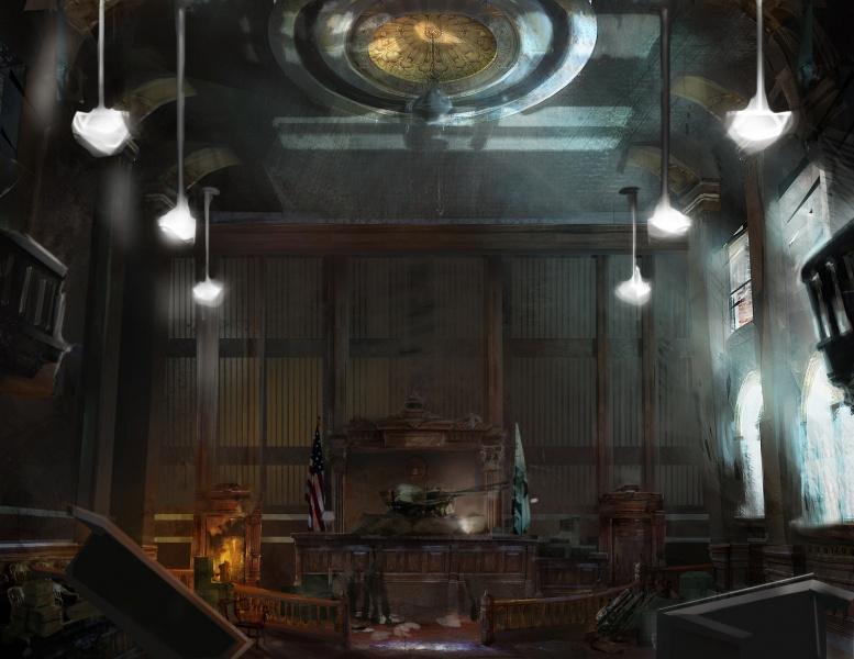 BlackSite: Area 51 Concept Art