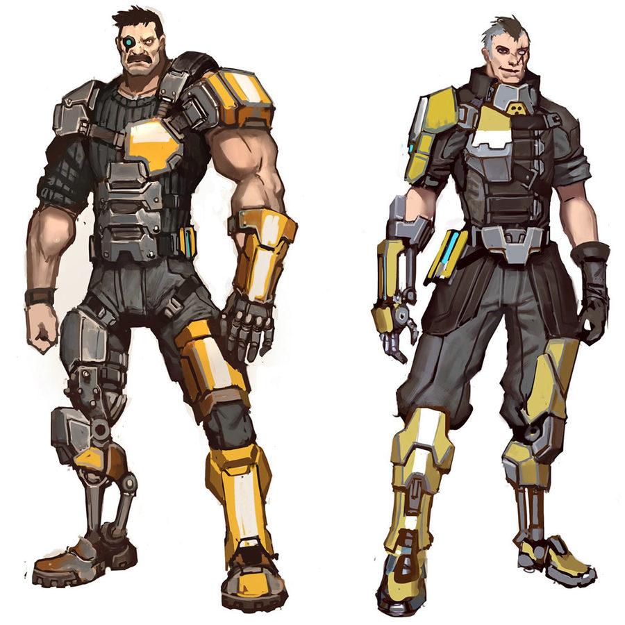 Borderlands  Zero Suit Build
