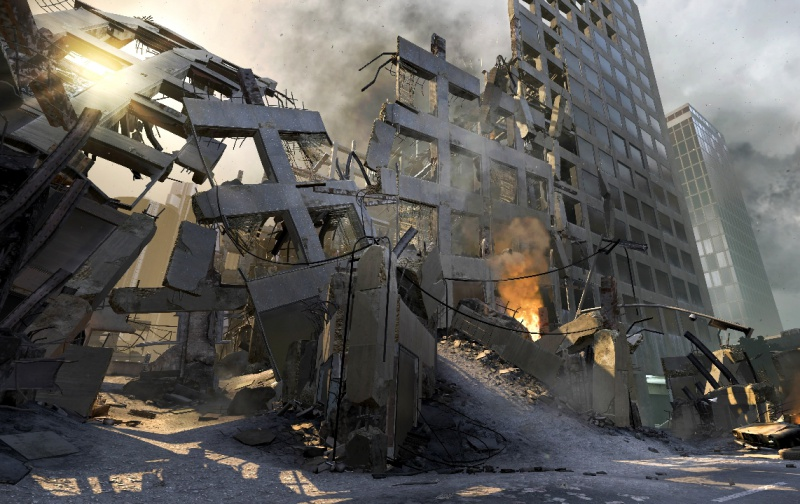 Concept Art And Call Of Duty