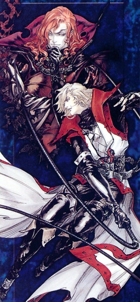 Terms Of Use >> Castlevania: Lament of Innocence Concept Art