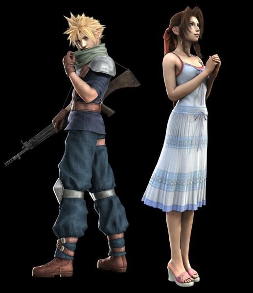Crisis Core: Final Fantasy VII Concept Art
