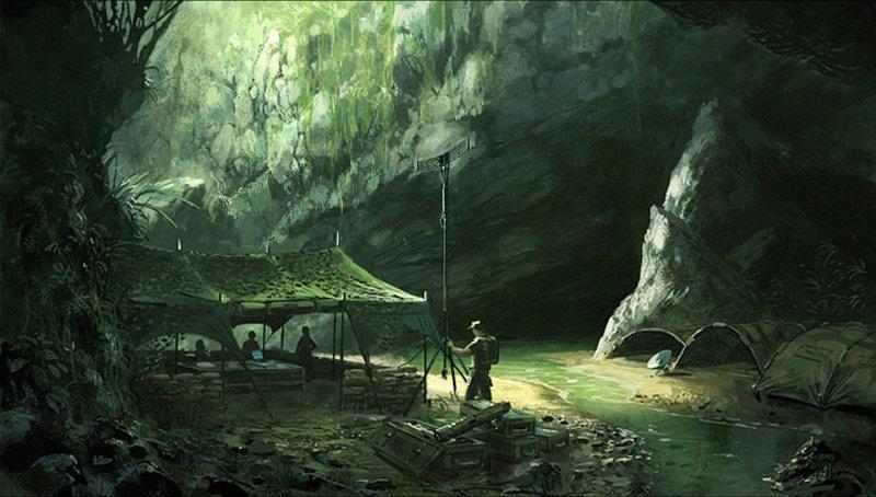 Crysis Concept Art