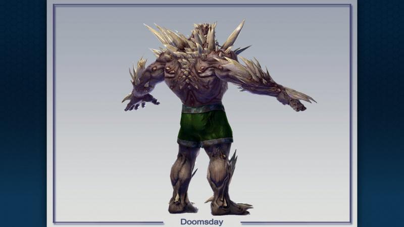 Dc Universe Online Concept Art