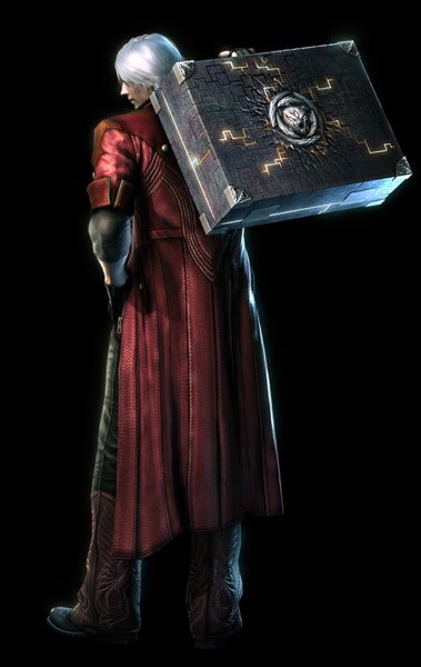 Devil May Cry 4 Special Edition Concept Art Neoseeker
