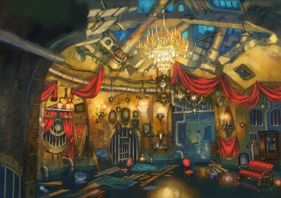 Digimon World Re:Digitize Concept Art - Neoseeker