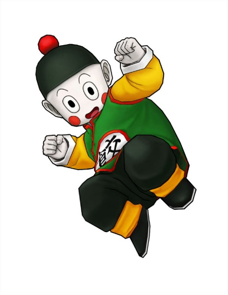 Dragon Ball: Chiaotzu - Picture Colection