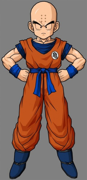 Dragon Ball: Krillin - Images