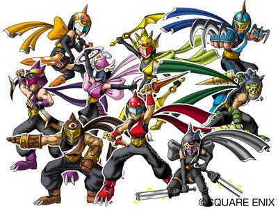 Dragon Quest Monsters: Terry's Wonderland 3D (Import) Concept Art