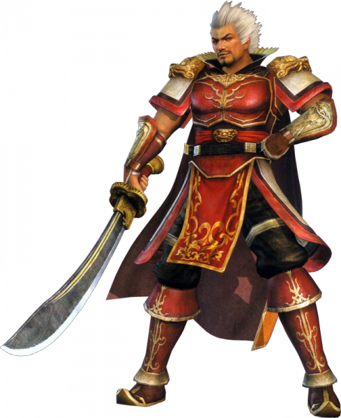 Dynasty Warriors Sun Jian