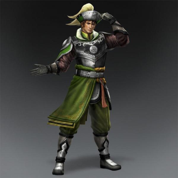 Dynasty Warriors 8 Concept Art