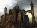 Castle - Fable II Concept art