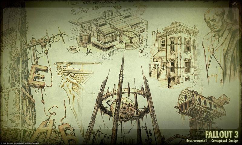 the art of fallout 3 pdf