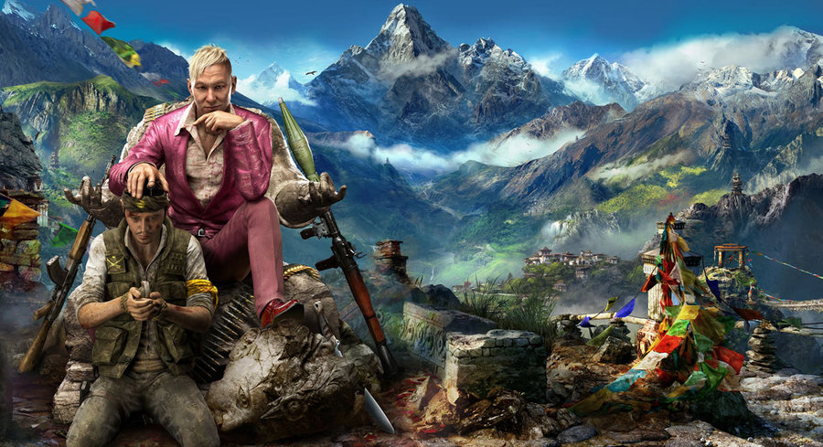 Far Cry 4 Concept Art Neoseeker