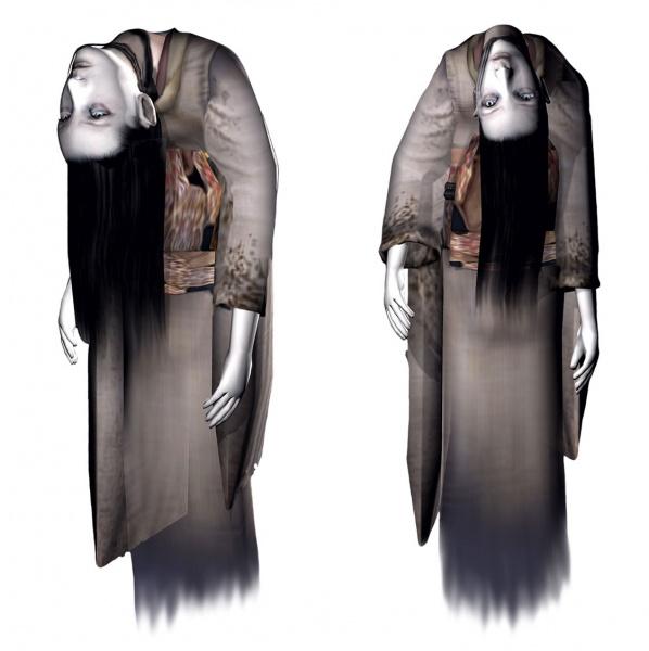 Fatal Frame Concept Art - Neoseeker