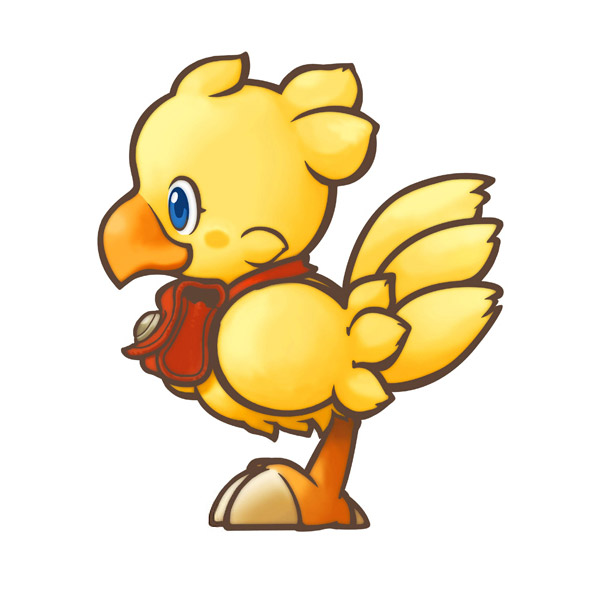 Final Fantasy Fables Chocobo S Dungeon Concept Art
