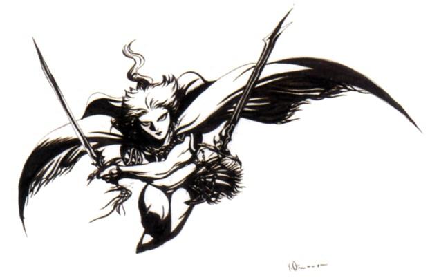 Final Fantasy Iii Concept Art Neoseeker