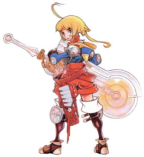 Final Fantasy Advanced Tactics Concept Art
