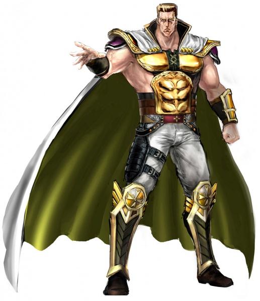 Fist Of The North Star: Ken's Rage 2 Concept Art