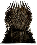 Iron Throne Render