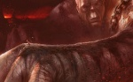 Kratos Vs Cronos - God of War III Concept art
