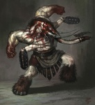Berserker - God of War III Concept art