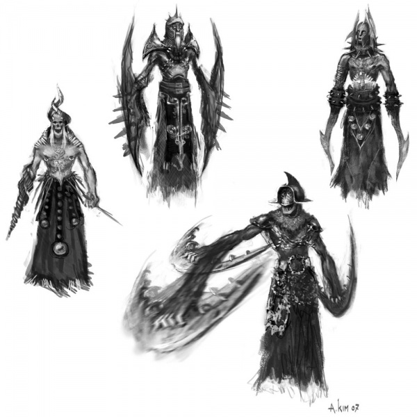God Of War Iii Concept Art Neoseeker