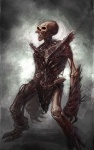 Cronos Grunt - God of War III Concept art