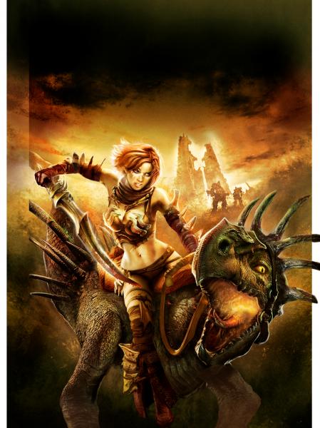 Golden Axe Beast Rider Art Golden Axe Beast Rider Concept