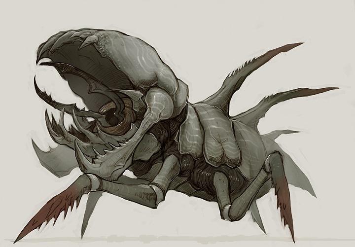 Guild Wars: Nightfall Concept Art - Neoseeker
