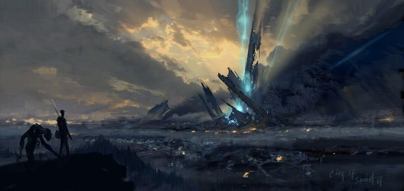 Half Life 2 Episode Two Concept Art Neoseeker