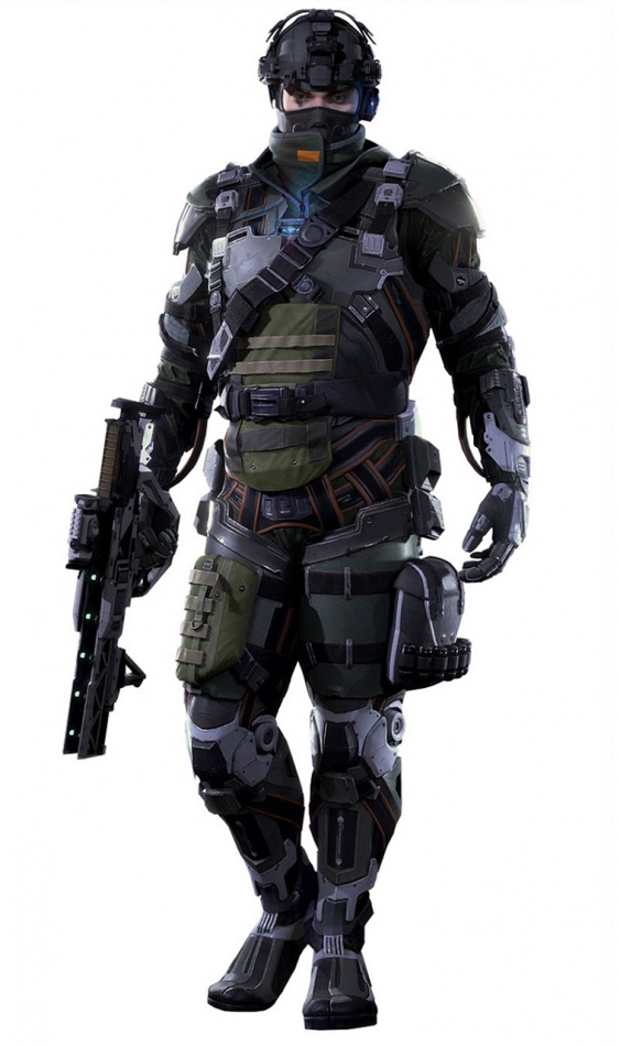 Image result for killzone-shadow-fall-concept-art-2