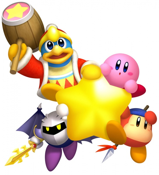 Create A Kirby Character Noll: Kirby's Return To Dream Land Concept Art