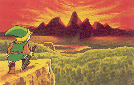 Image result for zelda 1 art