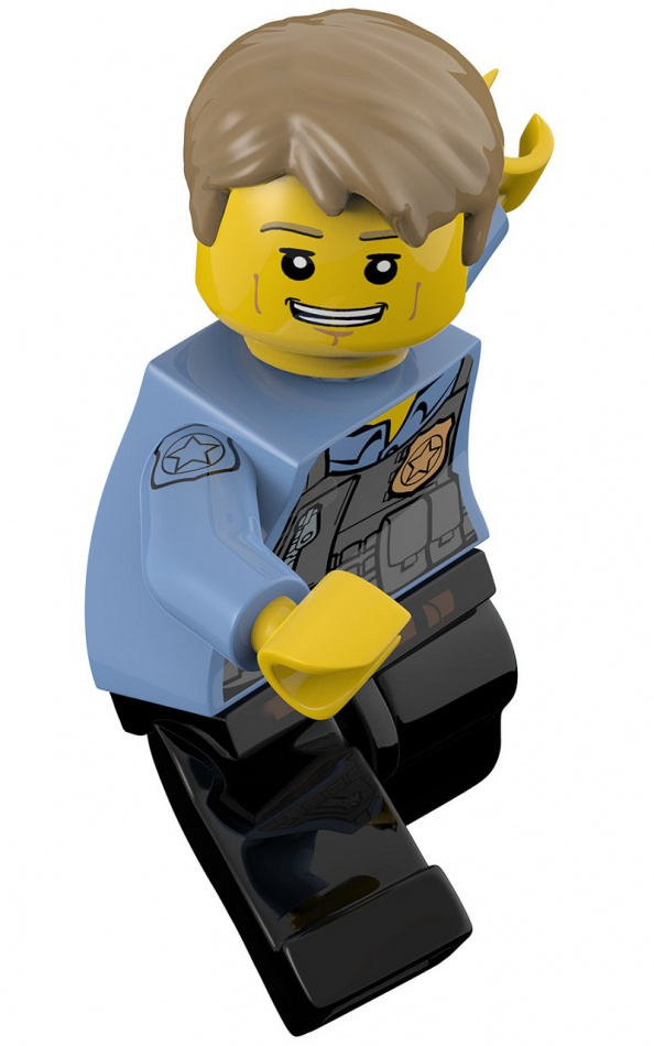 Lego City Undercover Concept Art