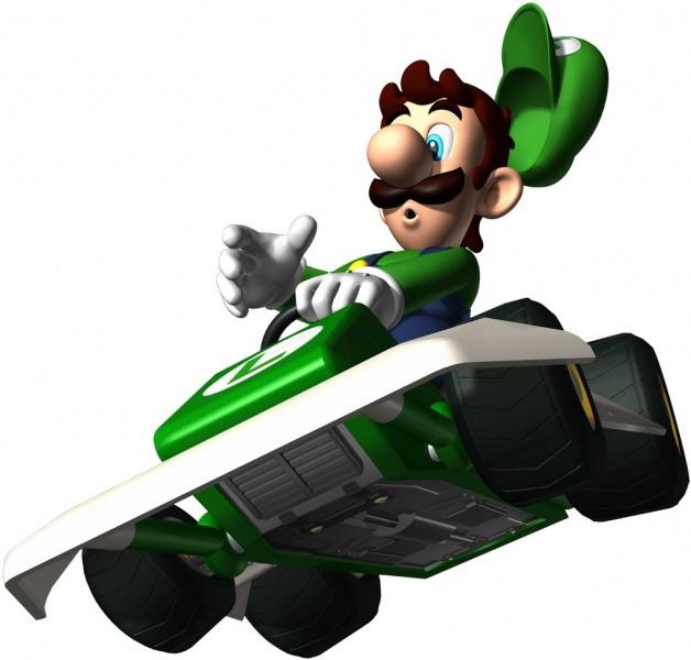 Mario Kart Ds Concept Art Neoseeker