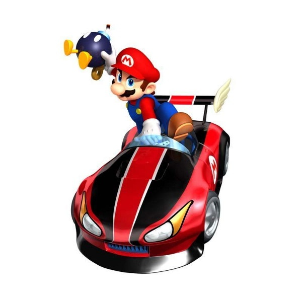 how to avoid blue shells in mario kart 7