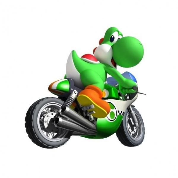 Mario Kart Wii Concept Art