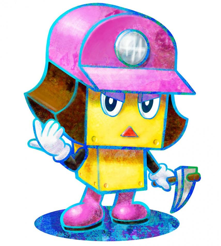Mario Luigi Dream Team Concept Art Neoseeker