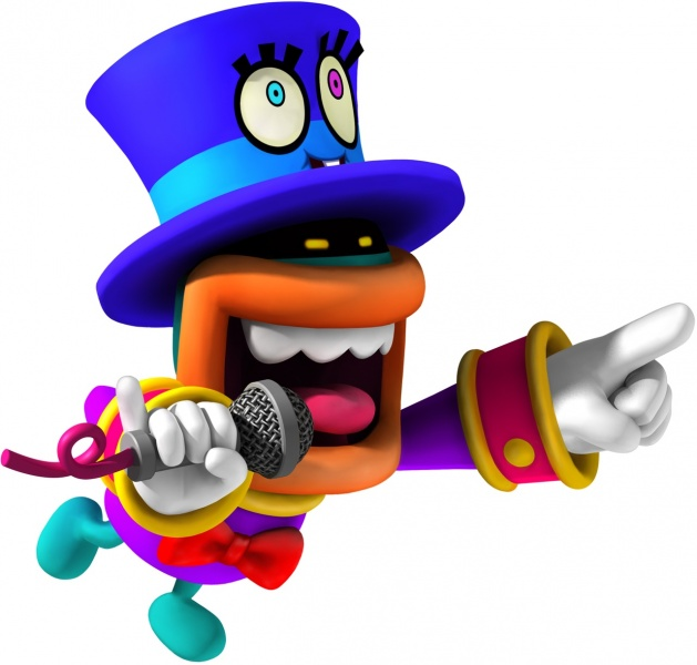 Mario Party 8 Concept ...