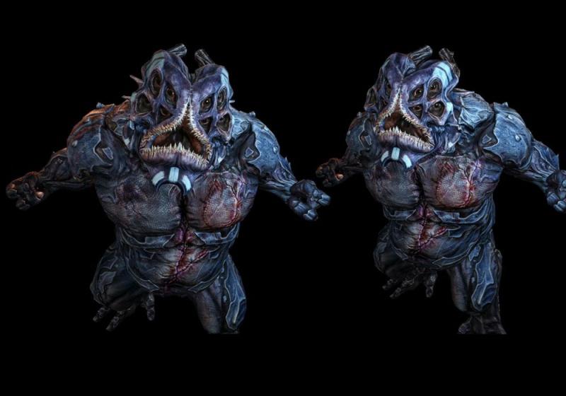Mass Effect 3 Concept Art Pacific Rim Blueprints