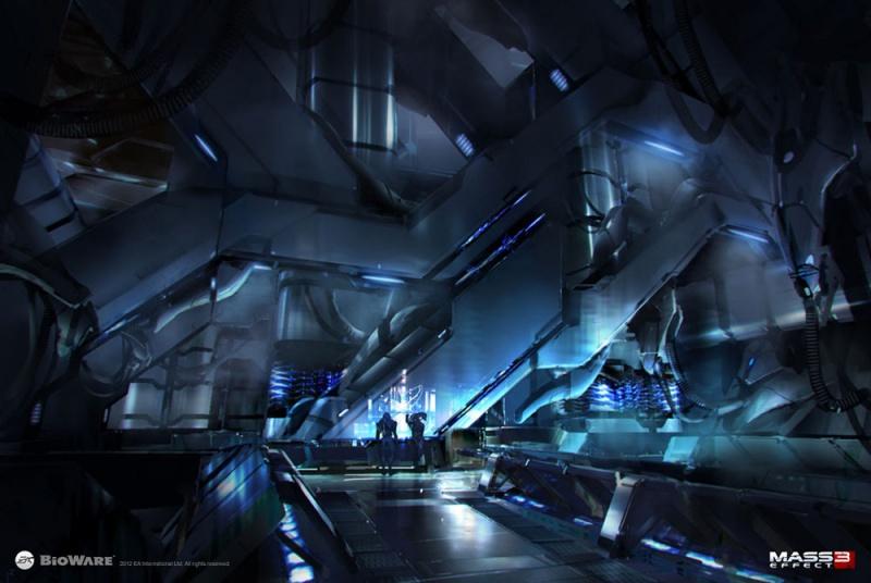 jack mass effect 3 concept art - photo #33