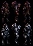 Krogan Vanguard Armor