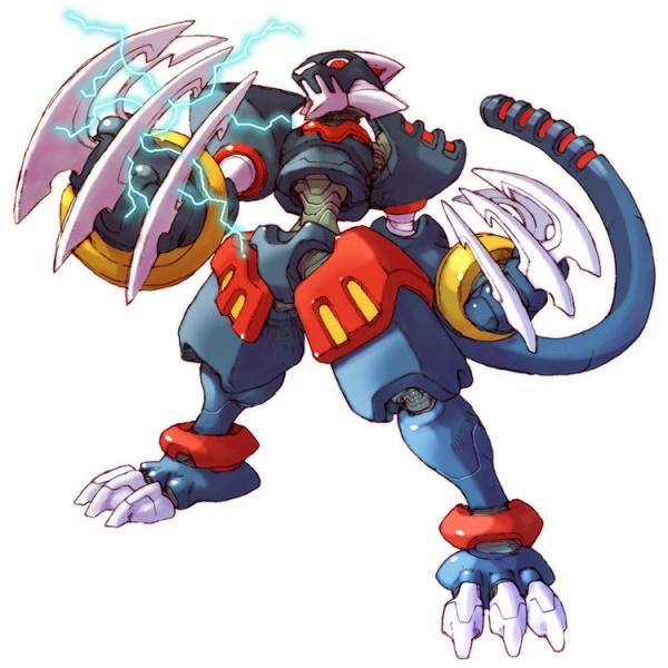 Mega Man Zero 2 Concept Art - Neoseeker