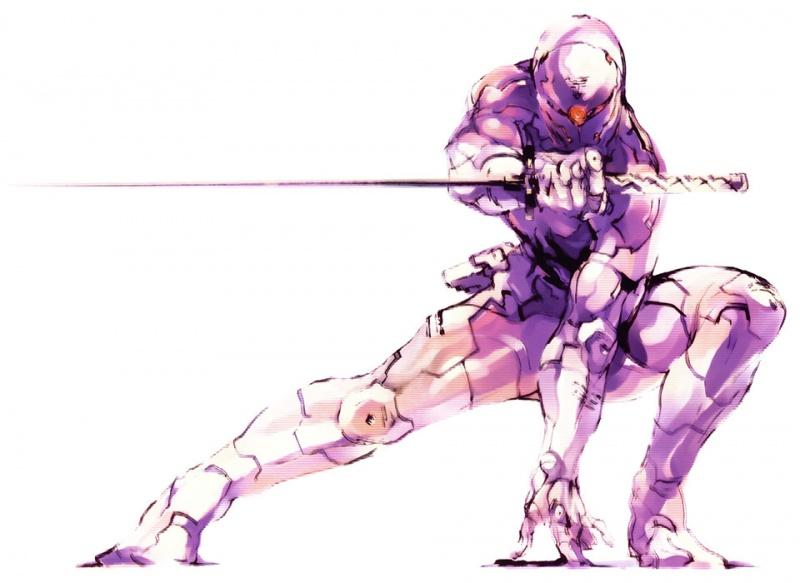 Metal Gear Solid Artwork: Metal Gear Solid Concept Art