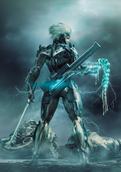 metal gear solid rising pc