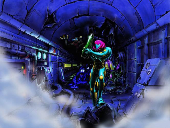 Metroid Fusion Metroid_fusion_conceptart_C2T49